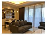 Sewa Apartemen District 8 Senopati - Infinity Tower, Private Lift, 3KT, 179 Sqm, City View