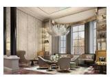 Dijual dan Disewakan Apartemen District 8 Senopati - 1, 2, 3, 4+1 Kamar Tidur Fully Furnished