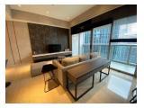 Disewakan Apartemen Anandamaya Residence Sudirman, Jakarta Pusat - 2+1 Kamar Tidur, 148 m2 Fully Furnished
