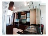 Sewa Apartemen Kemang Village 2KT Full Furnished di Jakarta Selatan