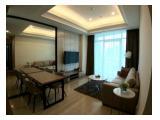 Sewa Apartemen South Hills Kuningan Jakarta Selatan - 2 Kamar Tidur 87 m2 Fully Furnished