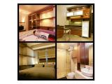 Sewa /Jual Apartemen Thamrin Executive , Residence  2 BR / 3 / 1  / Studio Many Best Lux Furnish unit
