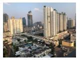 Sewa Apartment Cosmo Terrace di Jakarta Pusat - 2KT 55 m2 Full Furnished