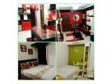 Sewa Bulanan / Tahunan Apartemen Gateway Ahmad Yani Bandung - 2 Kamar Tidur Full Furnished