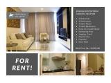 Sewa Apartemen The Grove di Jakarta Selatan - 2 / 3 Kamar Tidur Fully Furnished
