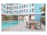 Sewa Apartemen Grand Dhika Bekasi Timur - Tipe Studio Furnished