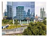 Sewa Apartemen Tamansari Sudirman, Setiabudi Jakarta Selatan - Tipe Studio 29 m2 Fully Furnished