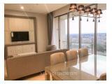Dijual dan Disewakan Apartemen Pakubuwono Spring at Simprug - 2+1 Kamar Tidur Fully Furnished