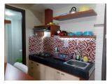 Disewakan Apartemen Murah Galeri Ciumbeluit 2 Bandung - 2 KT Full Furnished 44 m2