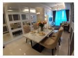 Disewakan Apartemen Casa Grande Residence Jakarta Selatan - 1 / 2 / 3 KT Full Furnished