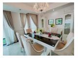 Sewa Apartemen Kemang Village 3 Kamar Tidur, Full Furnished di Jakarta Selatan