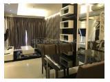 Disewakan Apartemen Casa Grande Residence - 2 Kamar Tidur Full Furnished. Bisa Dicicil, Harga Terbaik