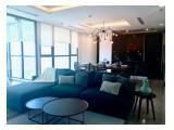 Sewa Apartemen Kemang Village - Bloomington Tower - 4BR Luxurious Fully Furnished