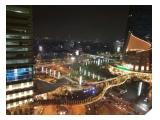 Sewa Apartemen Royal Mediterania Garden di Jakarta Barat - 1 Kamar Tidur Full Furnished