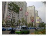 Sewa / Jual Apartemen Kalibata City Jakarta Selatan - 2 Kamar Tidur 36 m2 Unfurnished, Tower Herbras
