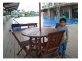Disewakan Apartemen Azalea Suites Green Palace Cikarang Selatan, Bekasi - Tipe Studio Fully Furnished