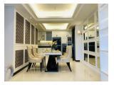 Sewa Apartemen Casa Grande Residence Phase 2 - Kota Kasablanka, Jakarta Selatan - 3+1 KT 117 m2 Fully Furnished