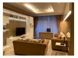 Sewa Apartemen Residence 8 Senopati - 3 Kamar Tidur 180 m2 Full Furnished