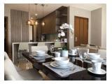 Sewa Apartemen Pakubuwono Spring at Simprug - 2 Kamar Tidur Fully Furnished, Good for Living