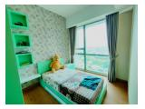 Disewakan Apartemen St Moritz - 1, 2, 3, 4 BR / Furnished, Semi Furnished, Unfurnished - Puri Indah, Jakarta Barat