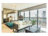 Sewa Apartemen Casa Domaine Jakarta Pusat (Shangri-La Hotel Area) - Brand New 2 & 3 Kamar Tidur Luxurious Design