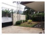 Sewa Rumah di Kemang Utara, Jakarta Selatan - 4 Bedrooms Unfurnished