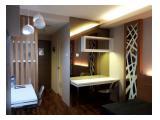 Sewa Apartment Medina Nuansa Hotel Tangerang - Type Studio 23 m2 Full Furnished