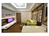 Dijual BU Apartemen Oasis Cikarang - 1BR 44 m2 Full Furnished