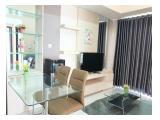 Disewakan Bulanan Apartemen Casa de Parco BSD - Type 2 Bedrooms, Minimal Sewa 1 Tahun, Harga Termasuk IPL