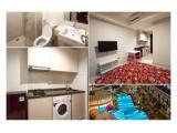 Disewakan Apartemen Puri Mansion Jakarta Barat - Tipe Studio Furnished - Lantai 9