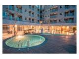 Disewakan / Dijual Premium Apartment Baileys City / Baileys Lagoon - Studio Unfurnished