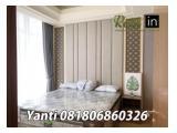 Dijual / Disewakan Apartment South Hills Kuningan Jakarta Selatan - 1 / 2 / 3 Bedrooms Fully Furnished Ready To Move In