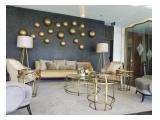 Disewakan / Dijual Apartemen Menteng Park Jakarta Pusat - Luxury 2 Bedrooms 64 m2 Brand New Furnished