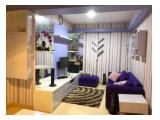 Dijual Apartemen Kemang View Pekayon Bekasi - 1 Bedroom 42 m2 Fully Furnished