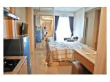 Dijual Studio Apartment Grand Kamala Lagoon - Fully Furnished, Harga Nego