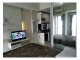 Disewakan Apartemen Grand Dhika City Bekasi - Type Studio Full Furnished - Tower Cempaka