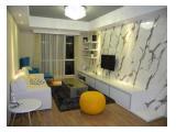 Disewakan Nicely Furnished 2 BR Apartment Casa Grande Residence Jakarta Selatan - Full Furnished