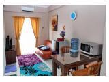 Disewakan Apartemen Strategis di Centre Point Bekasi - Full Furnished 2BR 36 m2