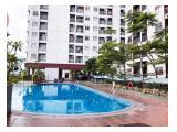 Disewakan Harian dan Transit Apartemen Serpong Green View Tangerang - Type Studio Full Furnished by R&B APARTEMEN