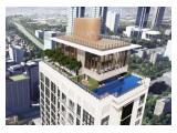 Dijual Apartemen Pakubuwono Menteng Jakarta Pusat - 3+1 Bedrooms 260 m2 Unfurnished