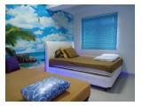 Disewakan Harian / Mingguan / Bulanan / Tahunan Apartment Student Castle Seturan Yogyakarta - Tipe 2BR New Fully Furnished