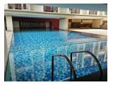 Disewakan Apartemen Tamansari Sudirman - Fully Furnished Type Studio - Near Polda Metrojaya, Tanah Abang, Mega Kuningan