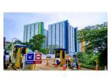 Dijual Apartemen Pancoran Riverside Jakarta Selatan - 2 Bedrooms 43 m2 (Dengan Penambahan Luas + Bonus 2 AC Sudah Terpasang) - Unfurnished