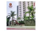 Dijual Apartemen Cinere Resort Depok - Unfurnished, Siap Huni Tanpa DP, New Unit