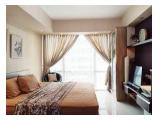 Dijual Apartemen U Residence 1 Tangerang - 1BR Full Furnished