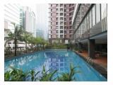Disewakan 1BR Apartment Tamansari Semanggi - Full Furnished Near Mega Kuningan, Thamrin
