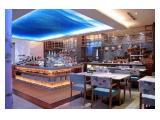 Dijual Apartemen Aston Marina Ancol - 1 Bedroom + 1 LR (56 m2) Lokasi Premium Tower A, Satu Tower Dengan Hotel Aston, Spesifikasi Unit Hotel B