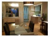 Dijual Apartemen Frenchwalk MOI Jakarta Utara - 3+1 Bedrooms 110 m2 Full Furnished
