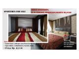 Dijual Apartemen Verde Kuningan Jakarta Selatan - 3 Bedrooms Semi & Full Furnished Bergaya Resort