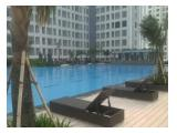 Disewakan Apartemen M-Town Residences Serpong, Tangerang - Type Studio 23 m2 Full Furnished